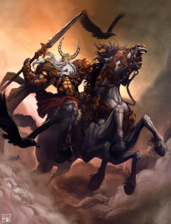Despre Odin – seful zeilor nordici Image