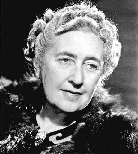 Agatha Christie Image