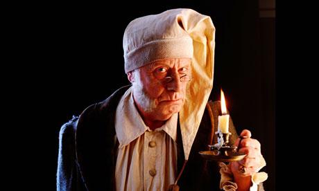 Inspiratia pentru Ebenezer Scrooge Image