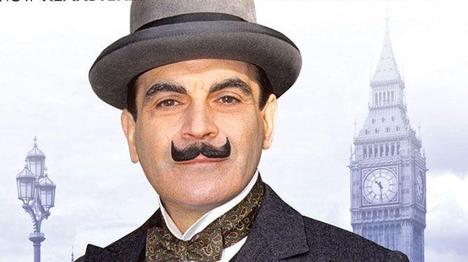 Hercule Poirot Image