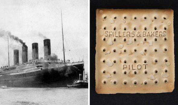Biscuitul de pe Titanic Image