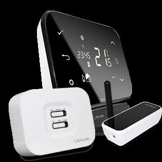 Termostatul Salus iT500 este insasi definitia confortului termic pentru casa ta Image