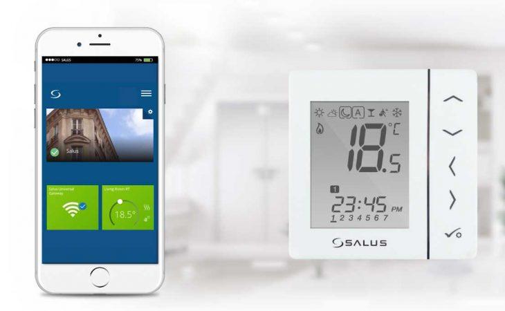Puterea tehnologiei si avantejele ce ti le poate aduce un termostat ambiental in locuinta Image