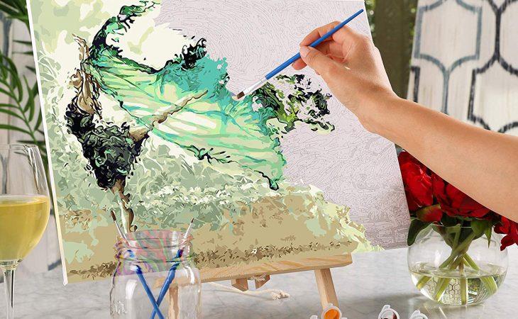 Cu Pictorul Fericit, iarna asta nu ai timp sa te plictisesti! Image